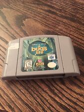 A Bugs Life Nintendo 64 N64 Game Cart Tested Works NE5