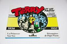 Terry et les pirates Int Vol 1 1936/1937 EO / Caniff // Futuropolis
