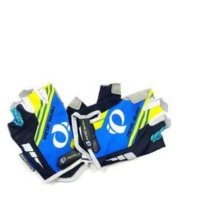 Adult PEARL IZUMI Slipstream Padded Cycling Gloves - Medium - Half Finger