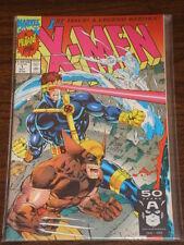 X-MEN #1 VOL2 MARVEL COMICS COVER C OCTOBER 1991
