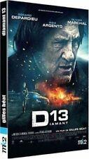 "DVD ""DIAMANT 13""  Gerard Depardieu   NEUF SOUS BLISTER"