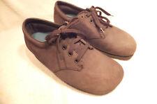af8dda5567 Drew Brown Nubuck Leather Comfort Shoes Womens Sz 8W Quite Good