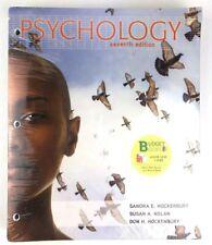 Discovering Psychology 7th Edition by Sandra E. Hockenbury (Loose Leaf)