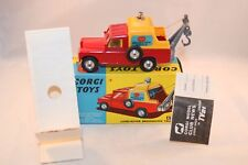 Corgi Toys 477 Land-Rover Breakdown Truck perfect mint in box with all packing