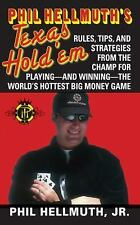 Phil Hellmuth's Texas Hold'em Hellmuth, Phil, Jr. Mass Market Paperback