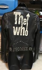 The Who Wilson's Leather Jacket S