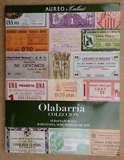 Aureo & Calico, sale 326. Spain Civil War Catalonia Murcia Numismatic banknotes