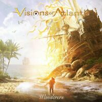 Visions of Atlantis - Wanderers CD NEU OVP