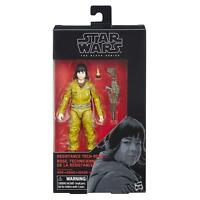 Star Wars The Black Series Episode 8 Resistance Tech Rose 6-inch NEW
