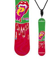 Miniboard PALMER Saga 10/11 CLASSIC  Snowboard als Halskette D07