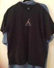 Mens Womens Unise. Jordan Tee Tshirt Shirt Black Size L