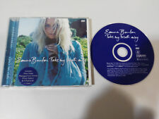 EMMA BUNTON SPICE GIRLS TAKE MY BREATH AWAY DVD + POSTCARDS REGION ALL &