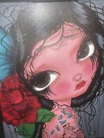 """Promised"" by Low Brow Art Co.'s Dottie Gleason Canvas Art Print Great Art!"