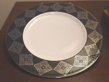 LENOX DEBUT COLLECTION LEIGH ACCENT LUNCHEON PLATE