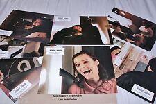 MIDNIGHT HORROR ! lamberto bava  jeu 8 photos cinema lobby cards fantastique