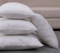 Hollowfibre Square Cushion Pad Inner Insert Fillers Multi Packs All Sizes