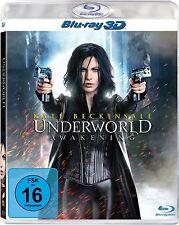 UNDERWORLD AWAKENING (Kate Beckinsale) Blu-ray 3D NEU+OVP