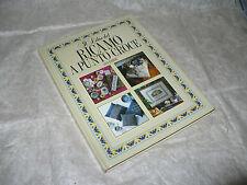 IL LIBRO DEL RICAMO A PUNTO CROCE JAN EATON 1993 1a EDIZIONE CLUB