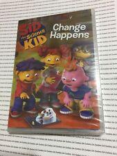 Sid The Science Kid - Change Happens (DVD, 2009)