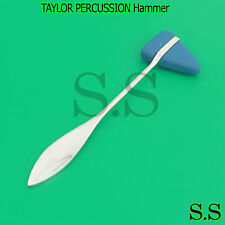 BLUE Taylor Percussion (Reflex) Hammers - Medical Surgical Instruments
