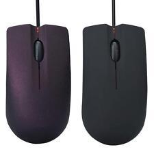 Ottico LED USB Con filo Per giochi Mouse per PC Computer Portatile Scroll Wheel