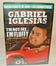 Gabriel Iglesias: I'm Not Fat...I'm Fluffy *Brand New* Sealed!!!