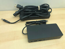 DELL D6000 USB-C UNIVERSAL DOCKING STATION WITH POWER 240W SUPPLY M4TJG