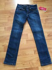 Guess Kids Los Angeles Daredevil Skinny Leg Blue Jeans Size 8 New