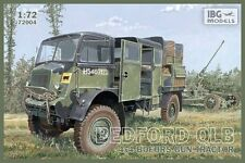 IBG 1/72 BEDFORD QLB 4x4 Bofors PISTOLA Trattore # 72004