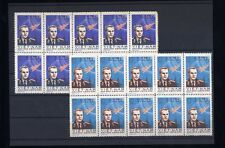 TOP VIETNAM 1961, MiNr. 181 - 182 (x 10), **, postfrisch, SPACE, LUXUS, E10