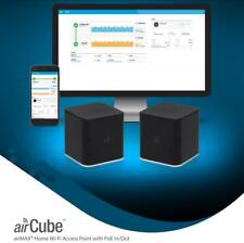 Ubiquiti Networks airCube AC DualBand Power over Ethernet (PoE) Black WLAN acces
