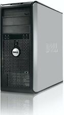 Dell Optiplex Windows 7 High Speed Desktop Tower Computer | Wifi | Core 2 Duo