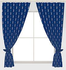"Tottenham Hotspur FC Curtains - 72"" FC Curtains Latest Designs"