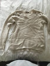 Cotton On Women's Beige Sweater size M