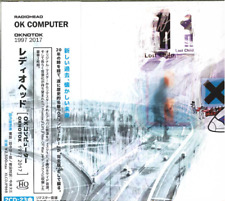 RADIOHEAD-OK COMPUTER OKNOTOK 1997 2017-JAPAN 2  HQCD F56