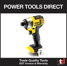 "NEW DEWALT 18V BATTERY IMPACT DRIVER CORDLESS DCF885N-XE XR 1/4"" BARE SKIN ONLY"