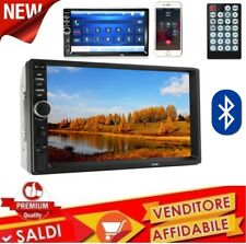 "Autoradio Car 7"" TFT Bluetooth Stereo MP5 Player Touch SD USB AUX FM 1080P HD"