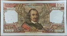 Billet de 100 francs CORNEILLE 2 - 12 - 1977 FRANCE  A.1133