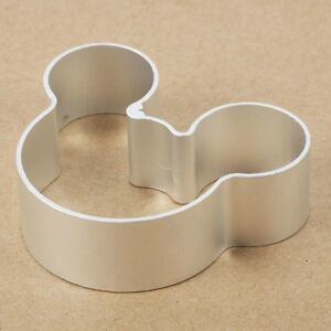 Baking Mickey Mouse Mold Cutter for Sugarcraft Cake Decorating Cookies Pastry