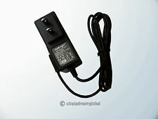 AC Adapter For Plustek SmartOffice PS283 PS282 Smart Office Scanner Power Supply