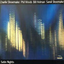 Charlie Shoemake Satin Nights LP Album Vinyl Schallplatte 172210