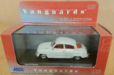 "Corgi VA07701 Saab 96 Saloon White ""W1"" Ltd Edition of 3000"