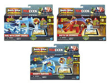 3pk Angry Birds Star Wars Telepods :Bounty Hunters, Battle Geonisis, Count Dooku