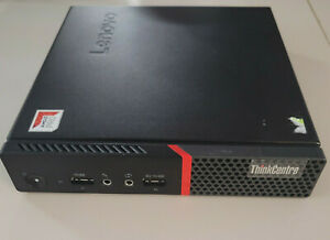 Lenovo ThinkCentre Tiny M715q  Model # S0BY00 For Parts -No HD, Ram or CPU