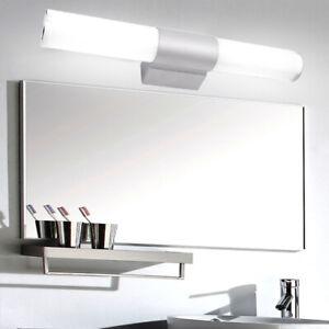 22W LED Spiegelleuchte Bad Beleuchtung Schminklicht Badezimmer Aufbaulampe Wand