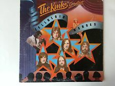 The Kinks Greatest Celluloid Heroes, RCA Victor APL1-1743 Stereo Vinyl Record LP