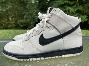Nike Dunk High GS Skate Youth Size 5.5Y Light Bone 308319-051 Basketball Shoes