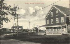 Bourne Cape Cod MA Street Scene c1910 Postcard #3