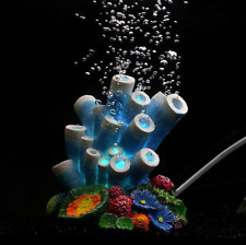 Aquarium Fish Tank Silicone Sea Anemone Artificial Coral Ornamentkaleidoscope