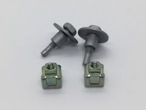 Genuine Toyota Airbox Bolt & Nut Set (2 90099-04593 bolts & 2 90099-05286 nuts)